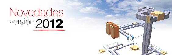 Nueva versión 2012 de los programas de CYPE Ingenieros